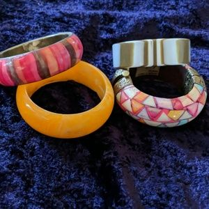 Jewelry - Bangle/Bracelet set